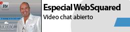 Chat Especial de #Websquared de la ponencia en #congresoweb