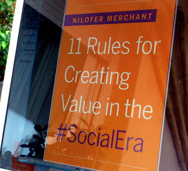 Reglas para crear valor en la Era Social