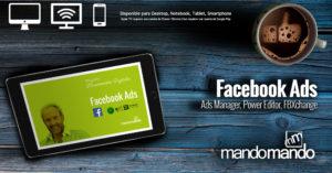 Curso Online facebook Ads - publicidad digital- mandomando PRO - Mando Liussi