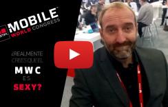 Como hacer sexy algo que no lo es: Mobile World Congress 2016