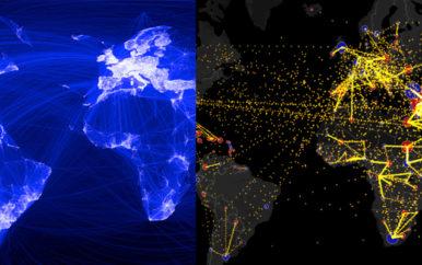 Esos mapas humanos