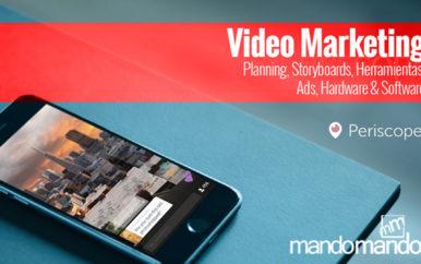 Video de la sesion de Video Marketing del 5 de Octubre de 2016 en el Cibernarium de Barcelona