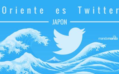Más Twitter en Oriente: tendencias en Japón