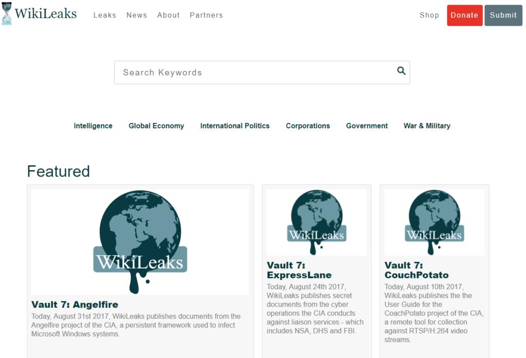 Wikileaks The Guardian El Periodico Catalunya Assange Twitter is Down