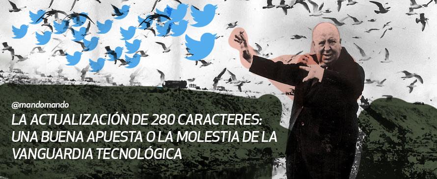 La-actualización-de-280-caracteres-de-Twitter-es-una-buena-apuesta-o-la-molestia-de-la-vanguardia-tecnológica Hitchcock Birds Pajaros