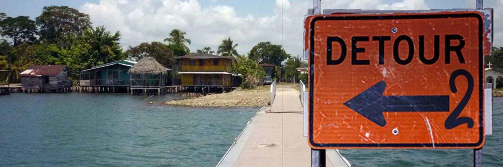 Bocas del Toro, Panamá (lugar del 4to arribo de Colón)