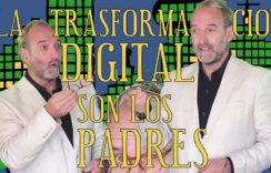La familia de la transformación digital