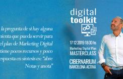 Digital Toolkit (Conferencia): 63 Herramientas esenciales en Marketing Digital