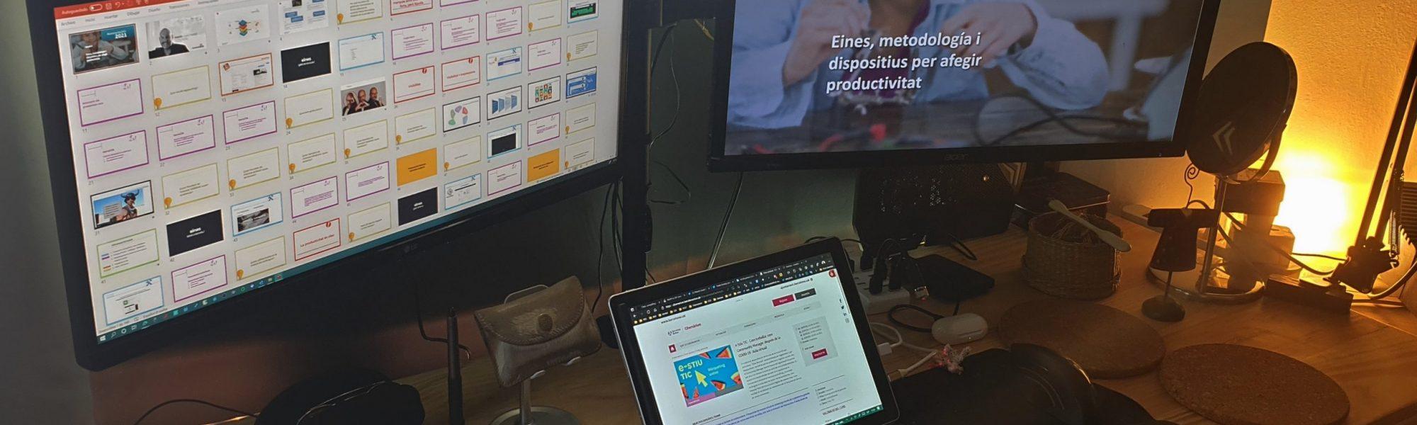 e-Stiu TIC – Cómo trabajar como Community Manager después de la Covid-19 – Cibernarium @Barcelonactiva